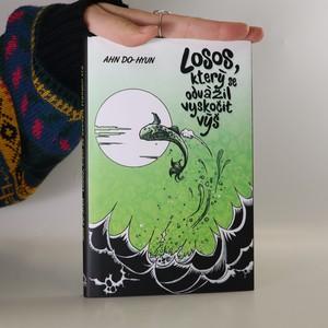 náhled knihy - Losos, který se odvážil vyskočit výš