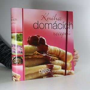 náhled knihy - Kniha domácích receptů