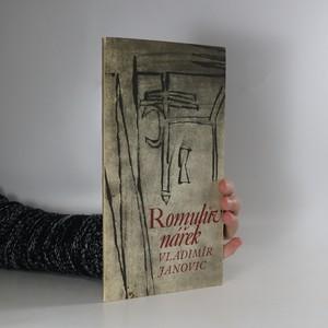 náhled knihy - Romulův nářek