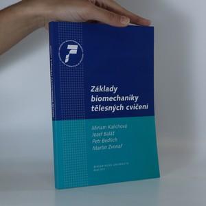 náhled knihy - Základy biomechaniky tělesných cvičení