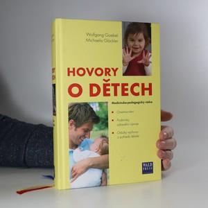 náhled knihy - Hovory o dětech : medicínsko-pedagogický rádce