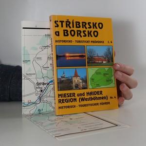 náhled knihy - Stříbrsko a Borsko. Historicko-turistický průvodce č. 4 (s mapou)