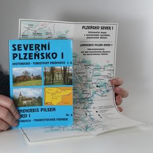 náhled knihy - Severní Plzeňsko I. Historicko-turistický průvodce č. 6 (s mapou)