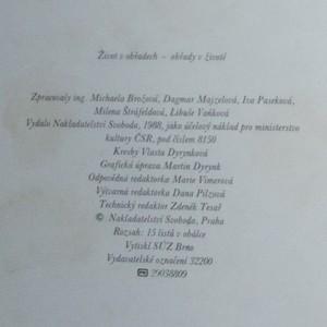 antikvární kniha Život v obřadech - obřady v životě, 1988