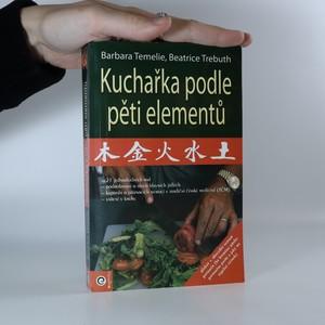 náhled knihy - Kuchařka podle pěti elementů