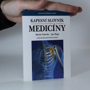 náhled knihy - Kapesní slovník medicíny