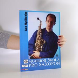 náhled knihy - Moderní škola pro saxofon