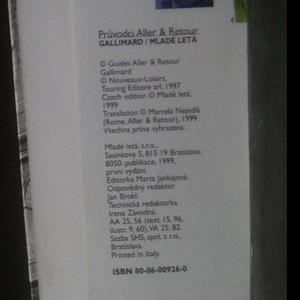 antikvární kniha Řím, 1999