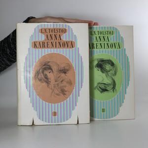 náhled knihy - Anna Kareninová (1. - 2. svazek)