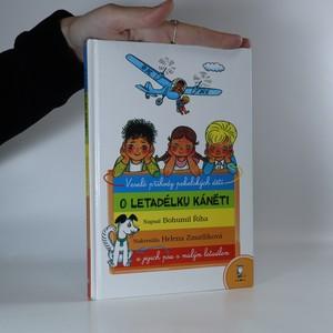 náhled knihy - O letadélku Káněti