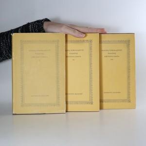 náhled knihy - Křížová cesta (1 - 3. svazek) (komplet)