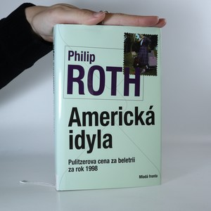 náhled knihy - Americká idyla