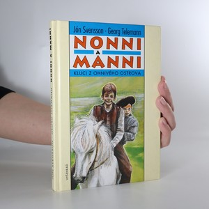 náhled knihy - Nonni a Manni kluci z ohnivého ostrova