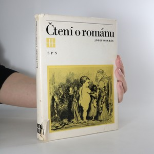 náhled knihy - Čtení o románu