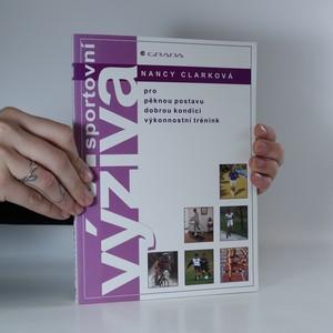 náhled knihy - Sportovní výživa pro pěknou postavu, dobrou kondici, výkonnostní trénink