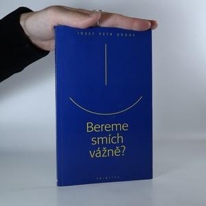 náhled knihy - Bereme smích vážně?