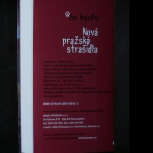 antikvární kniha Nová pražská strašidla, 2012