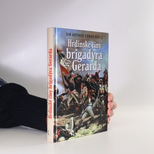 náhled knihy - Hrdinské činy brigadýra Gerarda