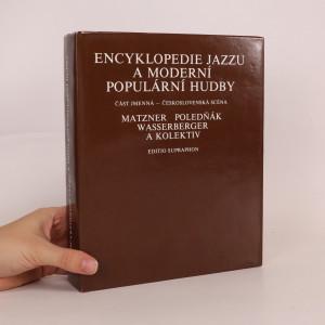 náhled knihy - Encyklopedie jazzu a moderní populární hudby. Díl III.