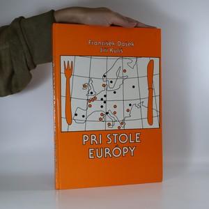 náhled knihy - Pri stole Európy