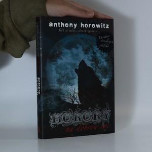 náhled knihy - Horory na dobrou noc