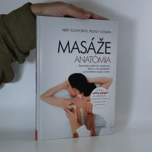 náhled knihy - Masáže. Anatómia (slovensky)