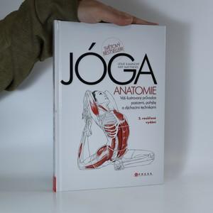náhled knihy - Jóga. Anatomie