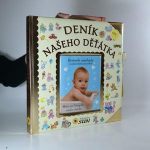 náhled knihy - Deník našeho děťátka
