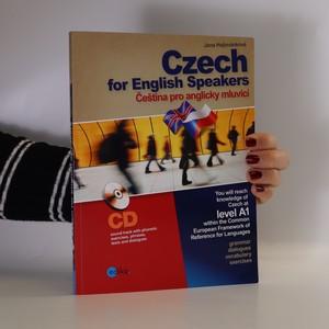 náhled knihy - Czech for English speakers. Čeština pro anglicky mluvící (obsahuje CD)