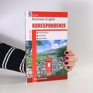 náhled knihy - Fit for Business English - Korespondence