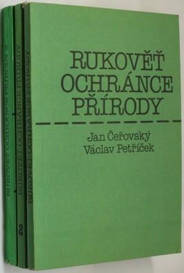 náhled knihy - Rukověť ochránce přírody 1. - 3.