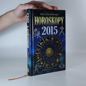 náhled knihy - Horoskopy 2015