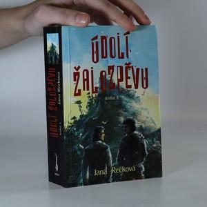 náhled knihy - Údolí Žalozpěvu. 1. díl.