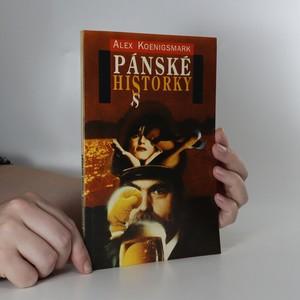 náhled knihy - Pánské historky