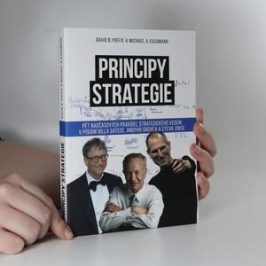 náhled knihy - Principy strategie
