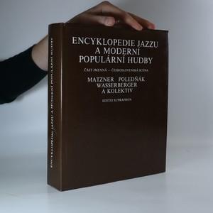 náhled knihy - Encyklopedie jazzu a moderní populární hudby. Část jmenná - Československá scéna