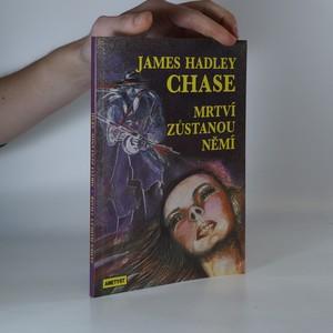 náhled knihy - Mrtví zůstanou němí