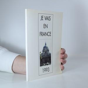 náhled knihy - Je vais en France