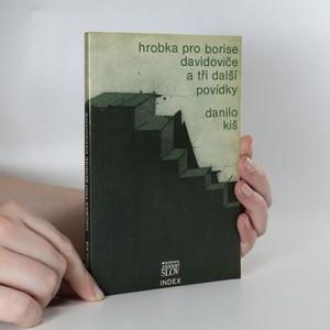 náhled knihy - Hrobka pro Borise Davidoviče a tři další povídky