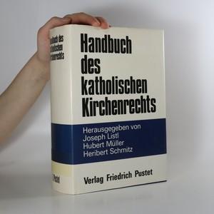 náhled knihy - Handbuch des katholischen Kirchenrechts