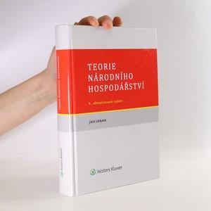 náhled knihy - Teorie národního hospodářství