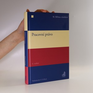 náhled knihy - Pracovní právo