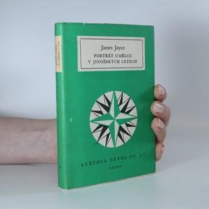 náhled knihy - Portrét umělce v jinošských letech