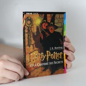 náhled knihy - Harry Potter et la chambre des secrets