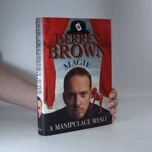 náhled knihy - Magie a manipulace mysli