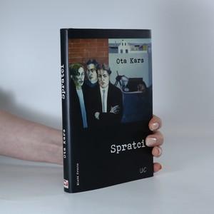 náhled knihy - Spratci : nevyřčený román
