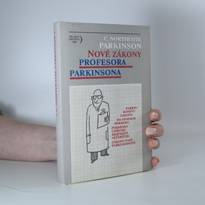 náhled knihy - Nové zákony profesora Parkinsona