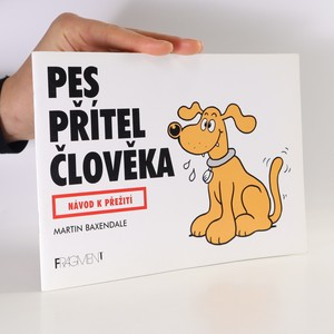 náhled knihy - Pes přítel člověka. Návod k přežití
