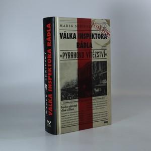 náhled knihy - Válka inspektora Rádla : Pyrrhovo vítězství