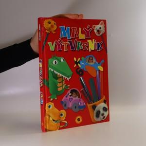 náhled knihy - Malý výtvarník